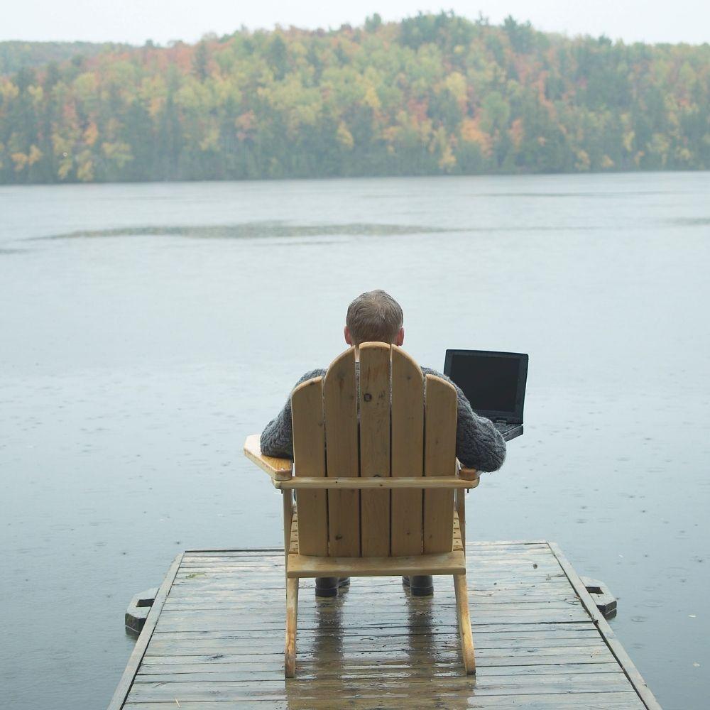 être une rédactrice web télétravail